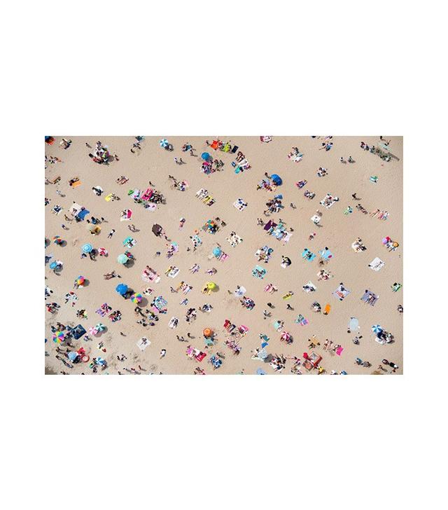 Coney Island Beach by Gray Malin