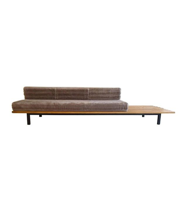 Charlotte Perriand Mid-Century Modern Bench