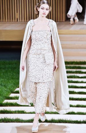 Karl's New It Girls Take Over Chanel Couture