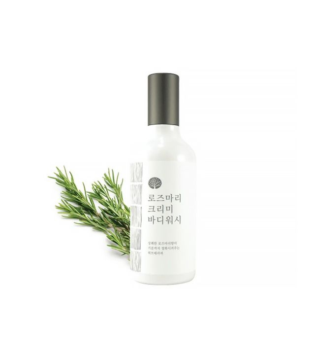 Herbolle Rosemary Creamy Body Wash