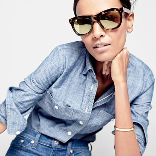 J.Crew Launches Its First Line of Sunglasses