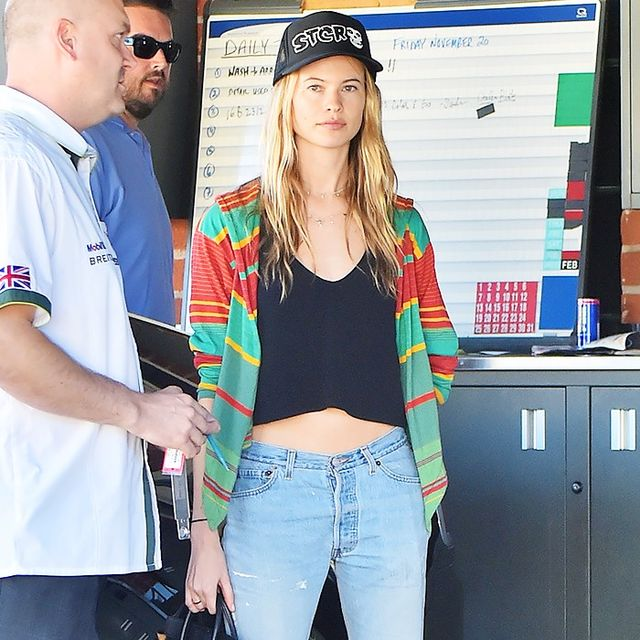 7 Celebs Who Will Make You Want to Try the Dad Hat Trend