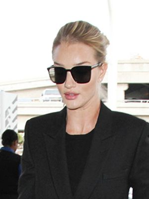 How to Layer Like Rosie Huntington-Whiteley