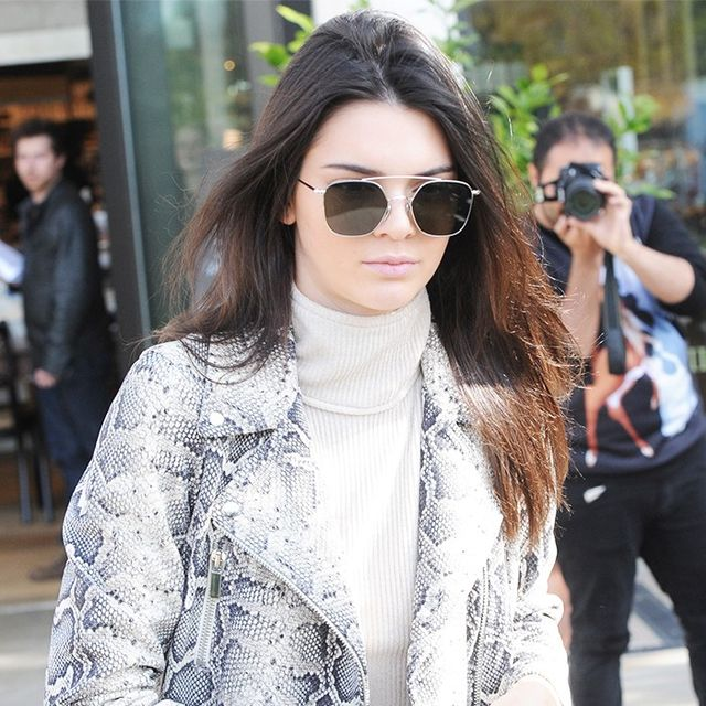 The Kardashian-Jenner Trend Every Fashion Editor Wears Too