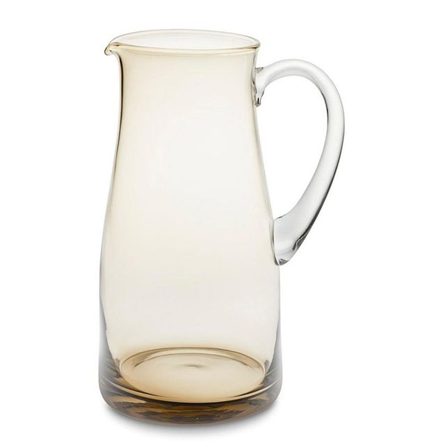 Williams-Sonoma Oyster Lustre Jug