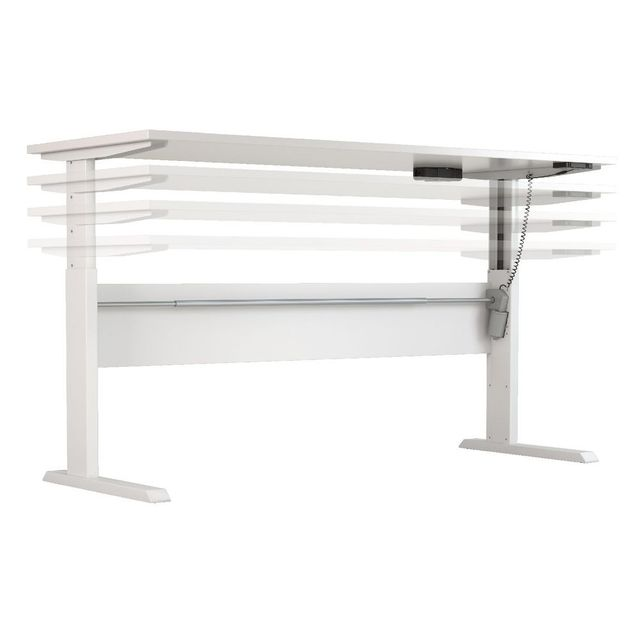 OLG Axis Electric Height Adjustable Desk 1200 x 750mm