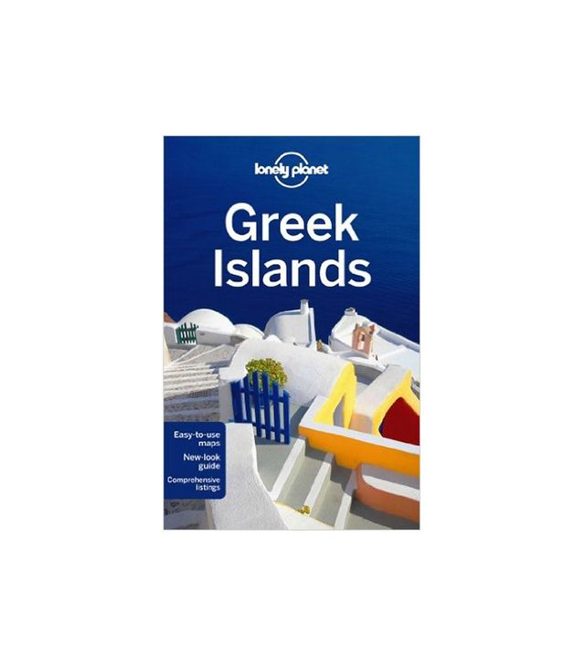 Greek Islands Travel Guide by Lonely Planet