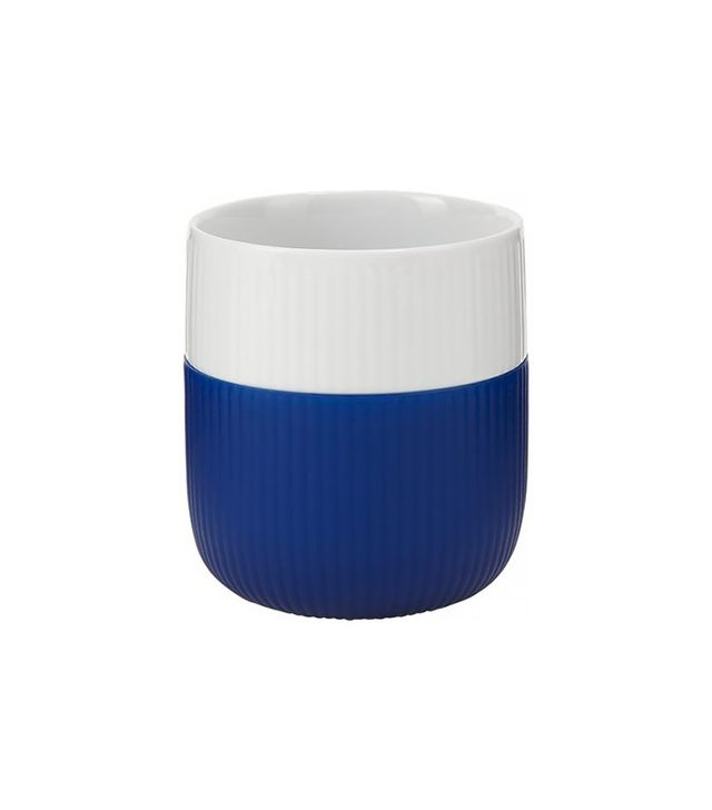 Royal Copenhagen Fluted Contrast Mug