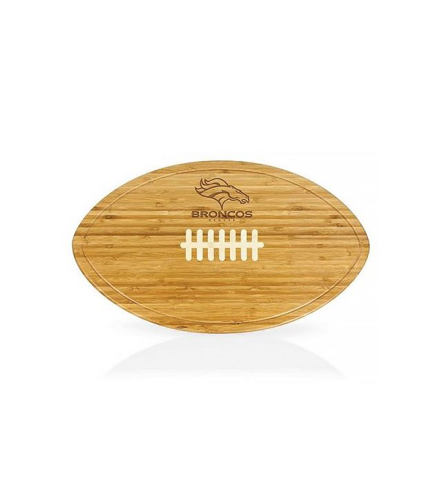 Picnic Time Denver Broncos Quarterback Cutting Board Set