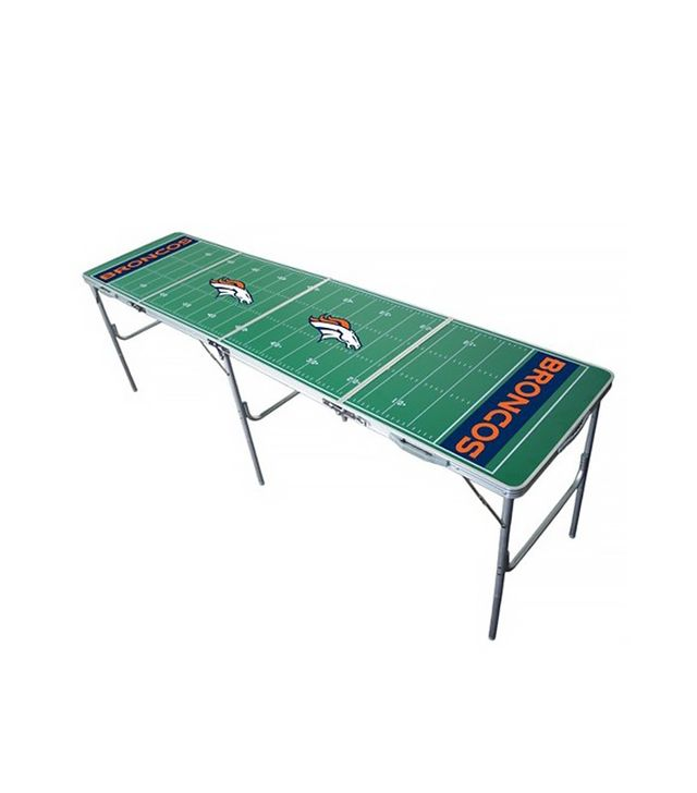 Target NFL Denver Broncos Tailgate Table