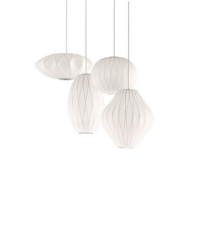 George Nelson Crisscross Ball Pendant Lamp