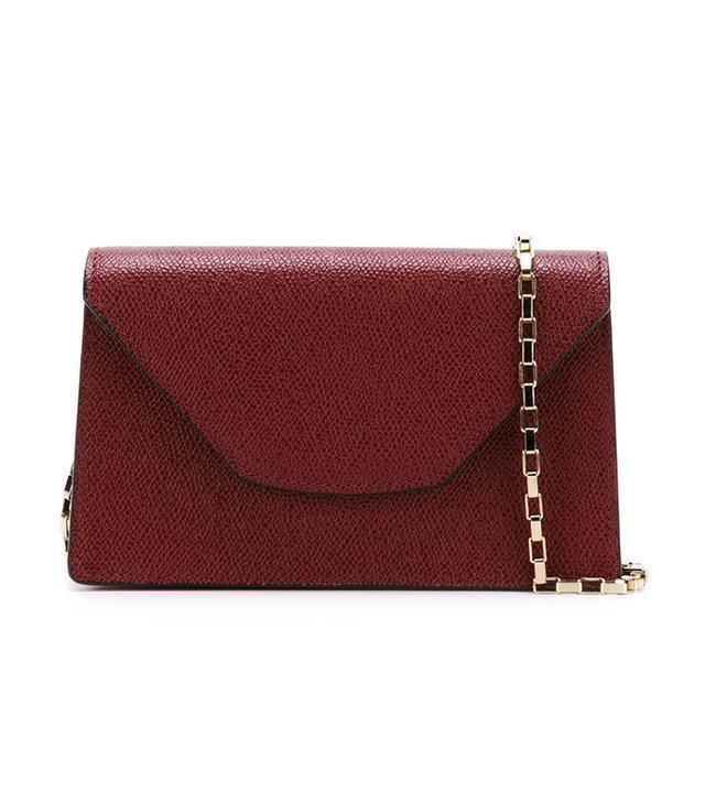 Valextra 'Iside' Crossbody Bag