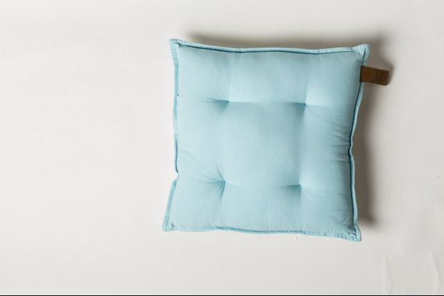 MJG by Mr Jason Grant Tufted Carry Cushion