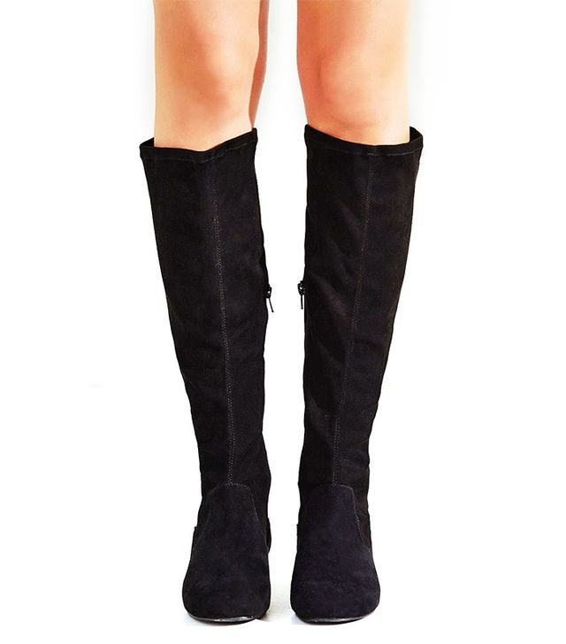Urban Outfitters Suede High Boots