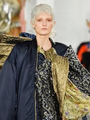 See Maison Margiela's Couture Take on Gigi Hadid's Favorite Jacket