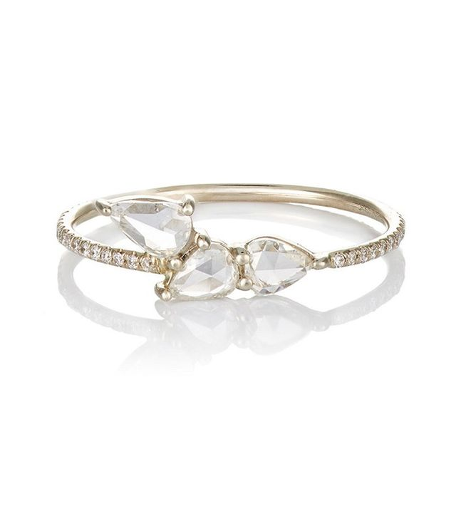 Monique Pean Atelier Diamond Ring
