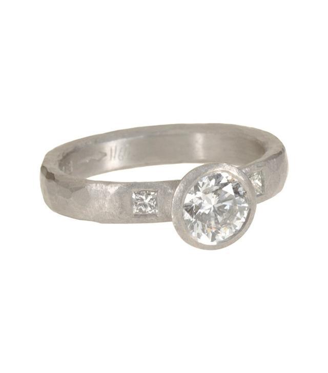 Malcolm Betts Diamond Ring