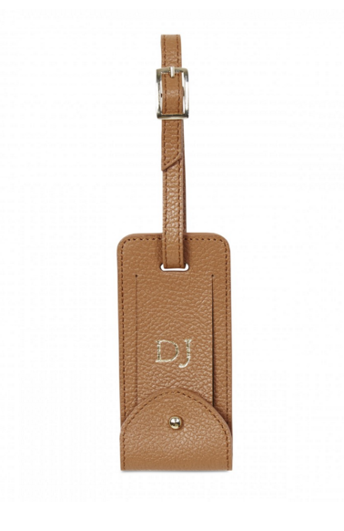 Mon Purse Monogrammed Luggage Tag