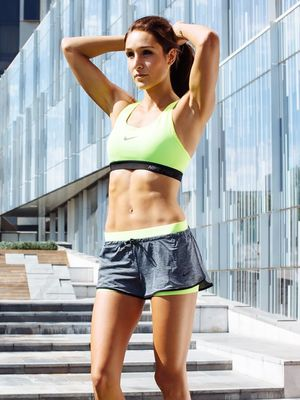 One-Move Wonder: How Kayla Itsines Gets Those Abs