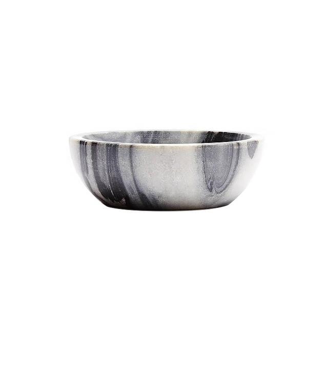 Nordstjerne Grey Marble Bowl