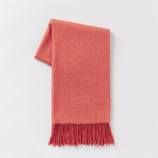 West Elm Warmest Throw - Yarn Dyed