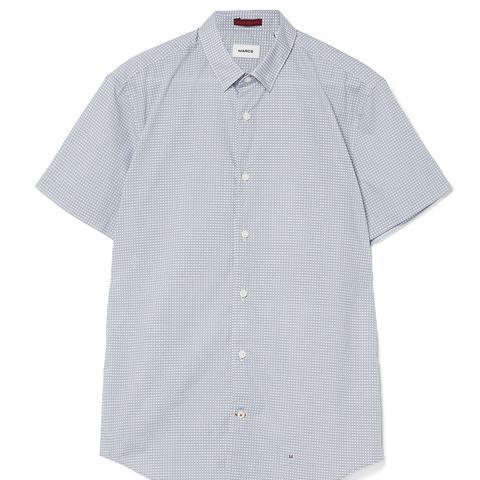 Riley Short Sleeve Printed Shirt