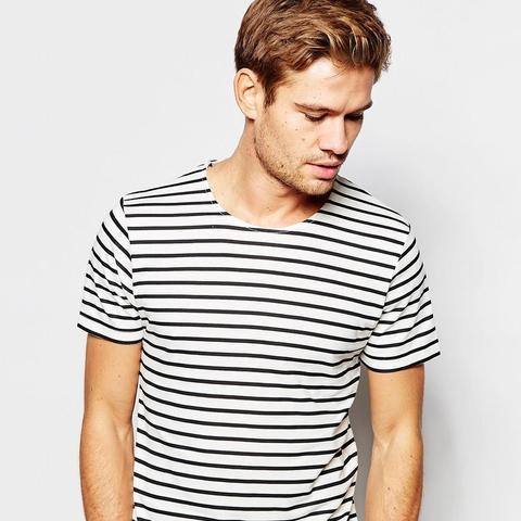 Homme Stripe T-Shirt