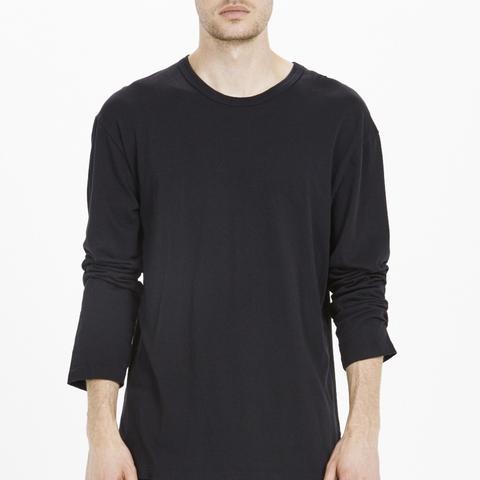 Regular Long Sleeve T-Shirt