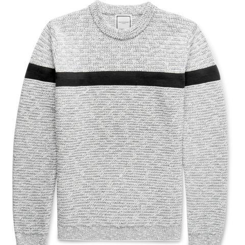 M-Acute Lange Cotton Sweater