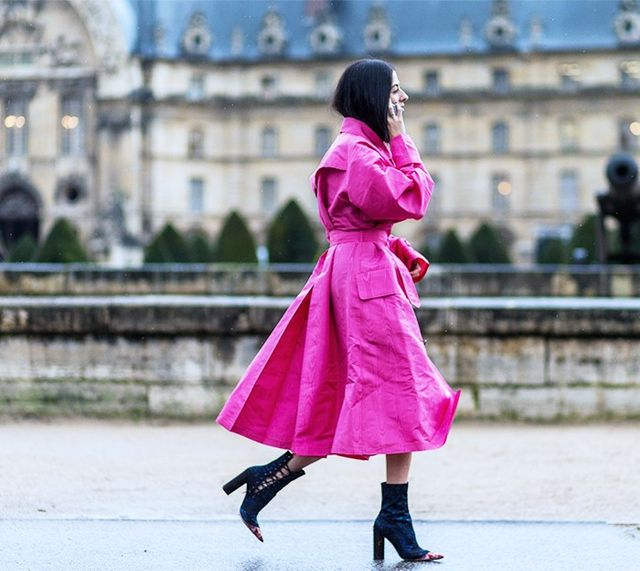 Street Style Tip #6: Wear Shoes You Can Walk In