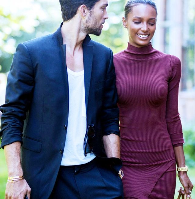 Street Style Tip #4: Take Your Man to the FROW