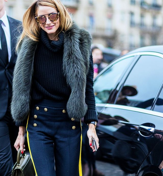 Street Style Tip #3: Don't Let the Weather Kill Your Enthusiasm