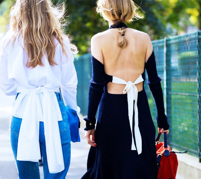 Street Style Tip #8: Look Good in 360 Degrees