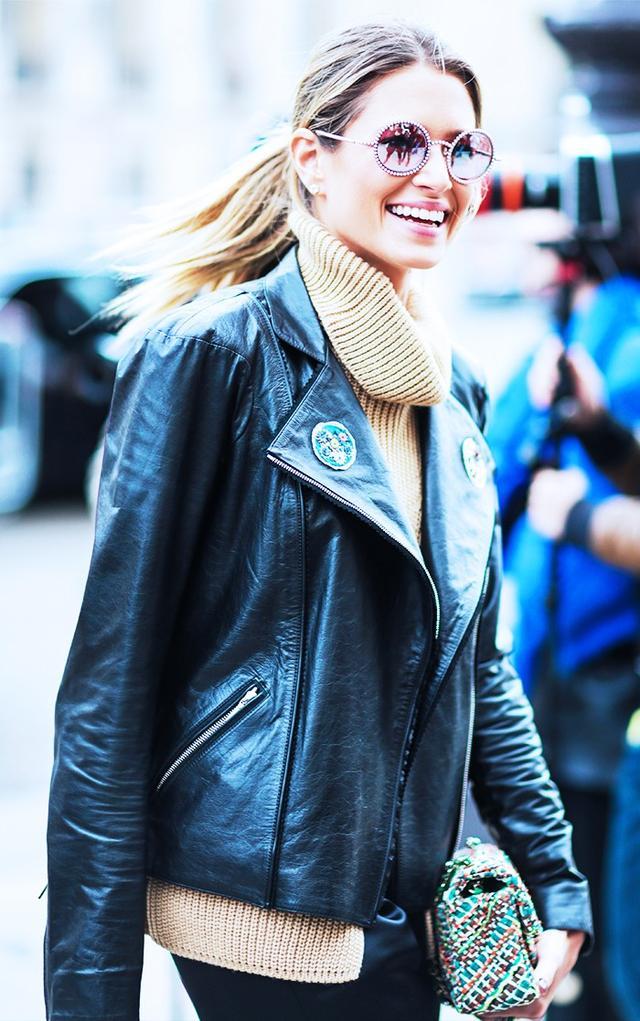 Street Style Tip #5: Wear Talking-Point Accessories
