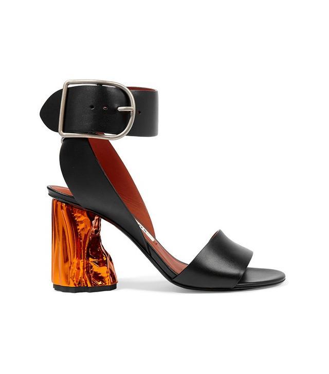 Acne Studios Obin Leather Sandals
