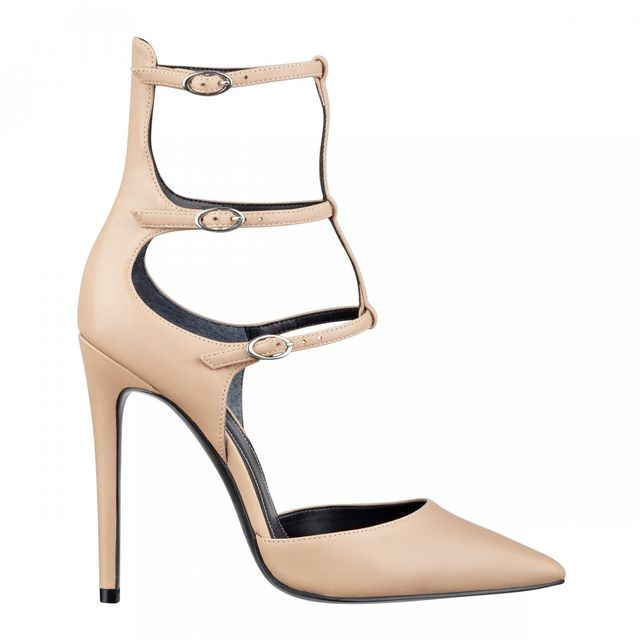 Kendall + Kylie Alisa Tiered Ankle Strap Pumps