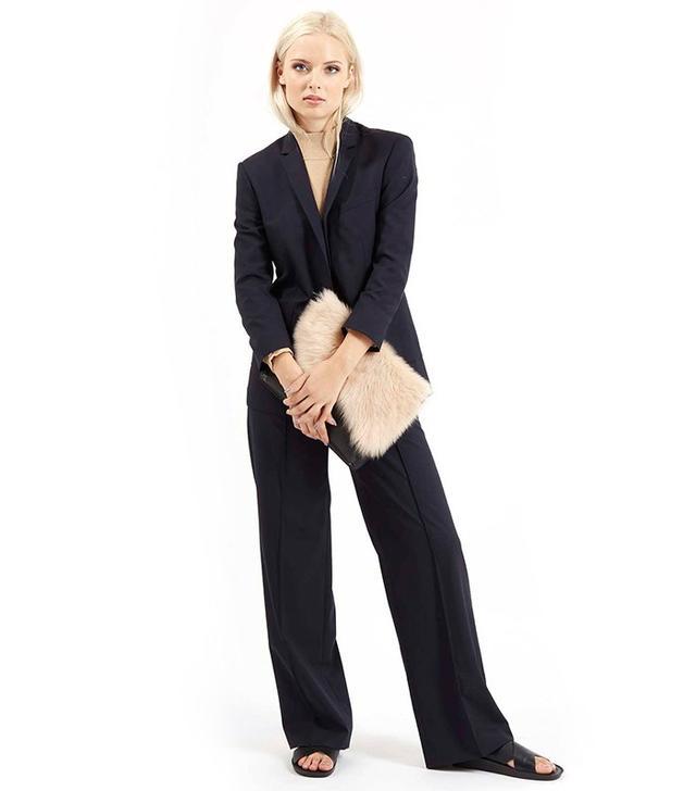 Topshop Premium Slouchy Suit