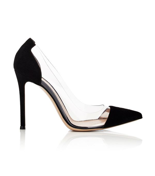 Gianvito Rossi Cap-Toe Pumps