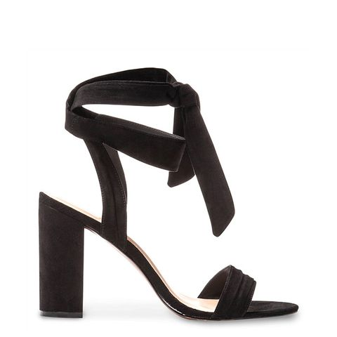 Michaela Block Heel Quarter Strap Sandals