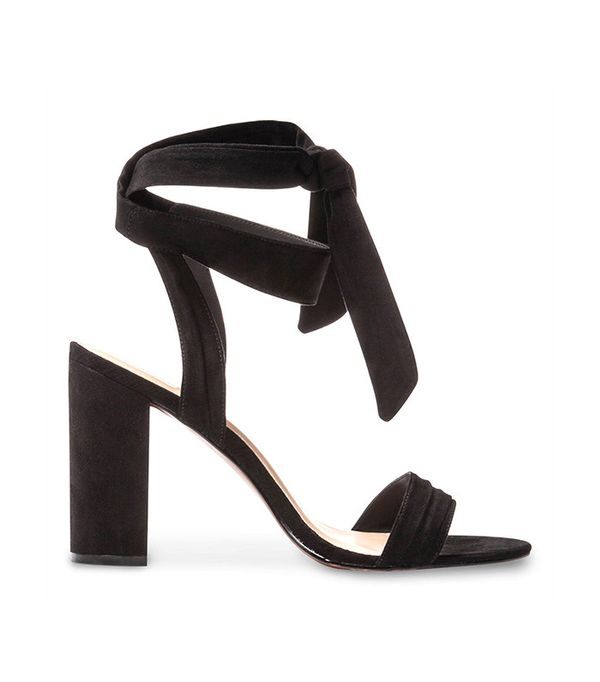 Who What Wear Michaela Block Heel Quarter Strap Sandals