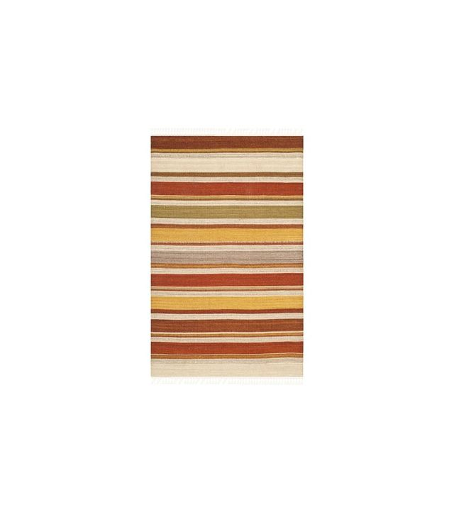 Wayfair Striped Kilim Rug
