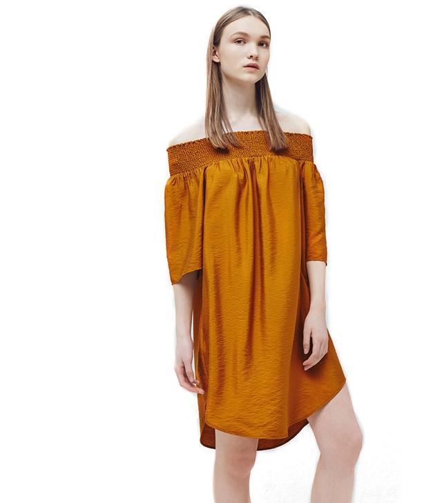 Mango Flowy Dress