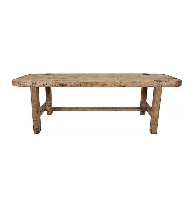 Cote Jardin Antiques French Rustic Farm Table