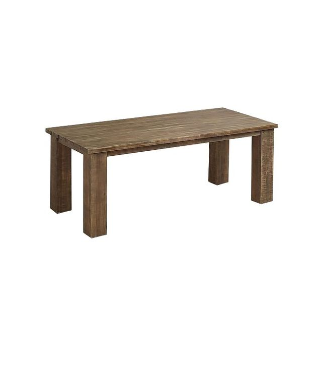World Market Wood San Paolo Table