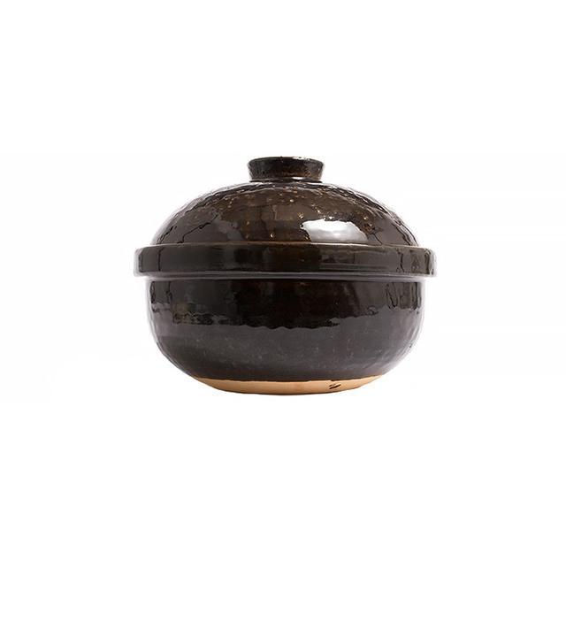 Kauffman-Mercantile Japanese Clay Three-Tier Smoker