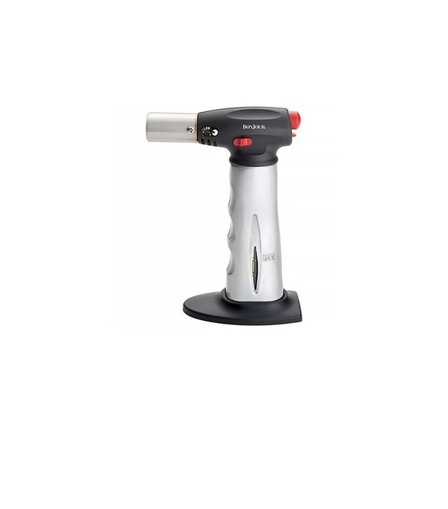 BonJour Chef's Torch with Fuel Gauge