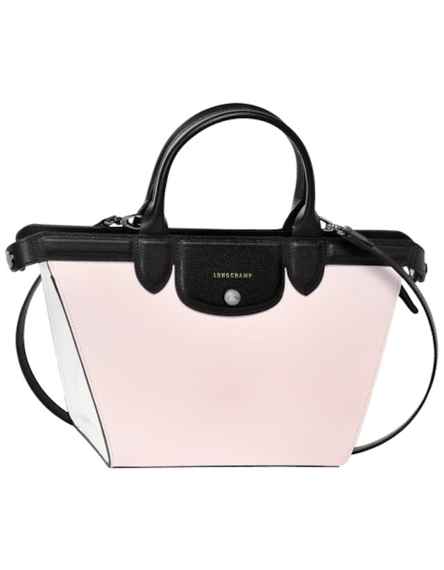 Longchamp Le Pliage Héritage Three-Tone Medium Handbag
