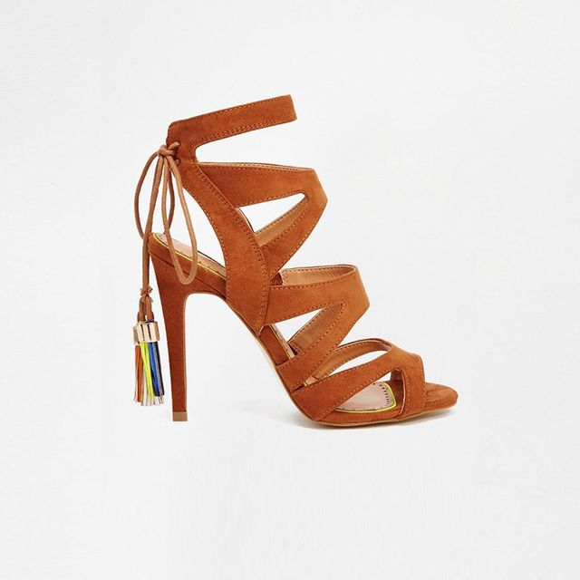 Miss KG Tan Frenchy Heels