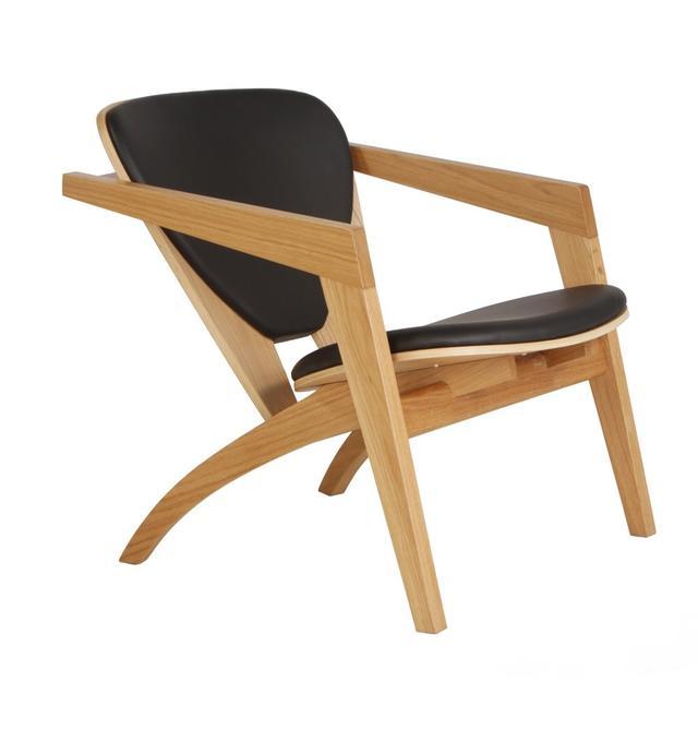 Matt Blatt Replica Hans Wagner Butterfly Chair