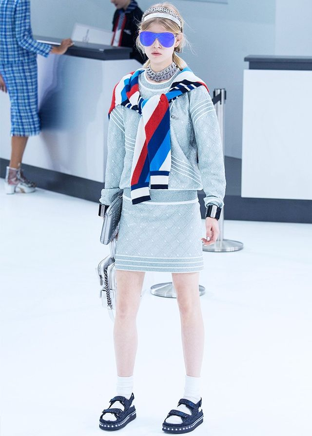 Chanel S/S 16: